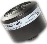 Filtr B2 proti plynům pro filtrační jednotky CleanAIR Chemical