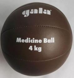 Míč MEDICINBAL 4kg 89cm GALA 0340S
