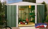 ARROW DRESDEN 1010 zahradní domek zelený 313x297cm