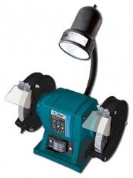 XTline 125mm 150W Bruska dvoukotoučová + svítidlo