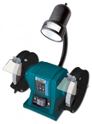 XTline 150mm 300W Bruska dvoukotoučová + svítidlo