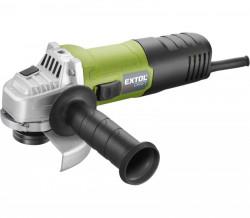 EXTOL CRAFT 403126 bruska úhlová, 125mm, 900W