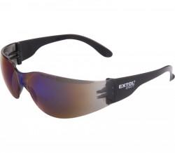 Brýle ochranné EXTOL modré
