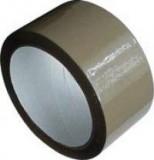 Lepící páska 50 mm 66m PP hnìdá