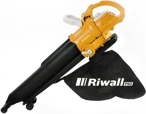 RIWALL REBV 3000 vysavač / foukač listí elektrický