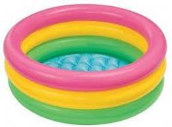 SOFT DNO 86x25 Bazén nafukovací dětský