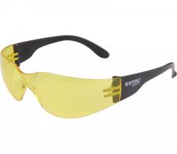 Brýle ochranné EXTOL žluté