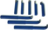 Soustružnické nože 16x16 mm 8ks s SK plátkami