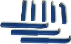 Soustružnické nože 16x16 mm 8ks s SK plátkami PROMA