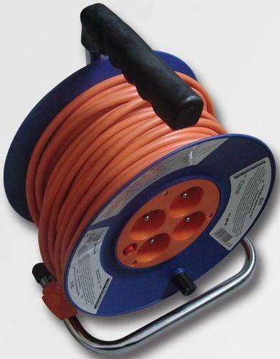 Prodlužovací kabel 25m 4x230V