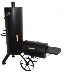 Activa SPRINGFIELD udírna s grilem na døevìné uhlí