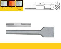 Sekáč plochý 60x450mm 6HR-19mm DeWALT