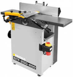 PROTECO STF-250-400 hoblovka, frézka srovnávací a tloušťkovací