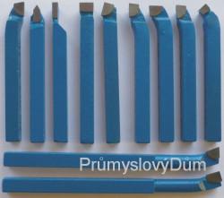 Soustružnické nože 8x8 mm 11ks PROMA