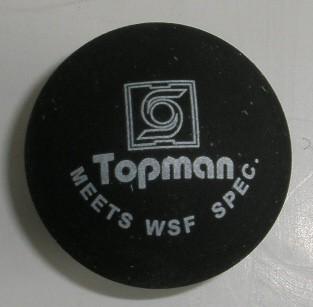 Míček squash TOPMAN WSF