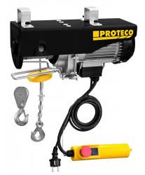 Naviják 800kg elektrický lanový PROTECO
