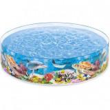 Bazén s pevnou stìnou 244x46 cm INTEX