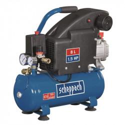 Scheppach HC 08 kompresor olejový 8Bar 8L