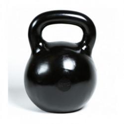 40kg činka KETTLEBELL kov černá