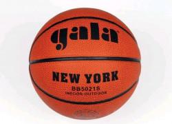 Míč basket GALA NEW YORK BB5021S vel. 5
