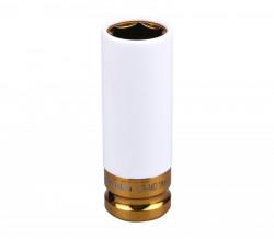 """19 mm 1/2"""" hlavice nástrčná rázová CrMoV FORTUM"""
