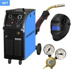 KIT 3000 Standard SET 4 kladka sváøeèka MIG/MAG CO2 Kühtreiber