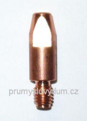 Průvlak 1,2mm M6/8 Abicor Binzel 140.0379 pro MB25