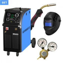KIT 3500 Standard SET 4 kladka sváøeèka MIG/MAG CO2 Kühtreiber