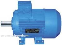 Motor 0,55kW 675ot/min patkový 3x400V výr. Siemens