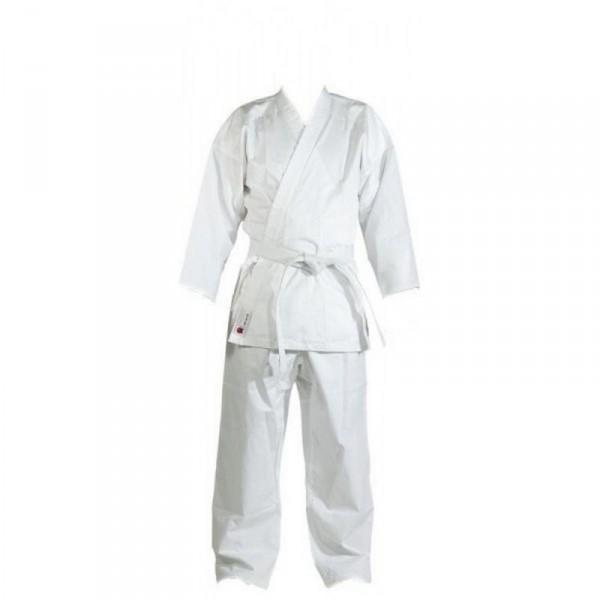 Kimono KARATE s páskem vel. 7 (200cm) barva bílá