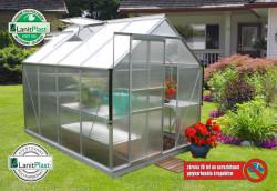 TARGET 5000 PC 4 257x193cm skleník 5m2 + ZÁKLADNA
