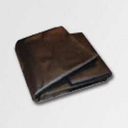 Netkaná textílie 1,6x10m èerná 50g/m2 45551