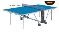 SEDCO Stůl na stolní tenis SUNNY 700 venkovní ALU deska