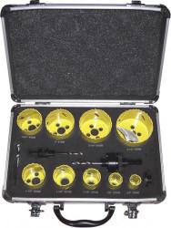 Korunkové vrtáky Bi-metal HSS 19-64mm M24751