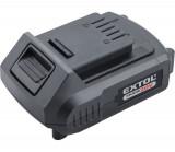 Baterie EXTOL Premium SHARE20V 8891881 20V 2Ah