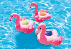 Sada nafukovacích držáků na pití do bazénu Intex 57500 - 3ks