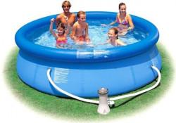 Bazén 457x84 cm SET s filtrem EASY