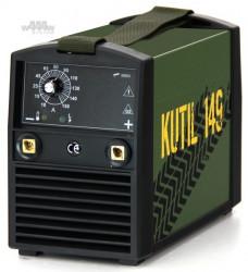 Kühtreiber KUTIL 149 svářecí invertor + elektrody, rukavice