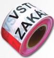 Vytyèovací páska VSTUP ZAKÁZÁN 250m