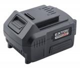 Baterie EXTOL Premium SHARE20V 8891882 20V 4Ah