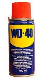 WD-40 400ml olej ve spreji