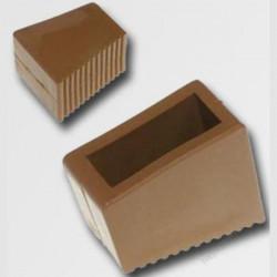 Patka PVC M k žebøíkùm a štaflím 56x23mm 1ks