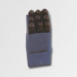 Razníky čísla 8 mm P19778
