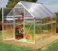 MULTILINE 6x8 250x185cm skleník 4,6m2 + HNOJIVO, PLACHTA