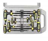 EXTOL PREMIUM 8819301 imbusové T-klíèe 2-10mm 9ks