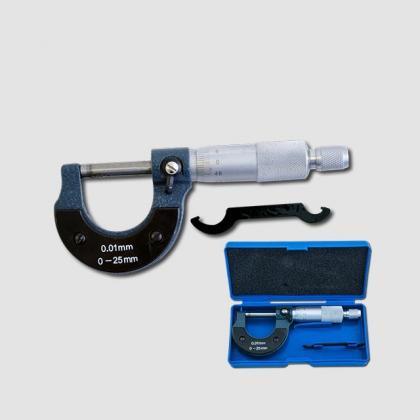 Mikrometr 0-25mm XTline