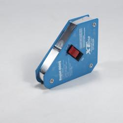 Magnet úhlový s vypínačem 130x152x28mm XTline