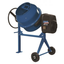 SCHEPPACH MIX 125 Stavební míchačka 125 litrů + DÁRKY