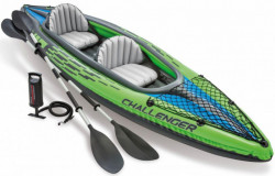 CHALLANGER K2 nafukovací člun / kajak pro 2 osoby