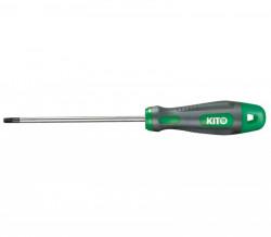 T7x150mm šroubovák TORX prodloužený KITO 4800507